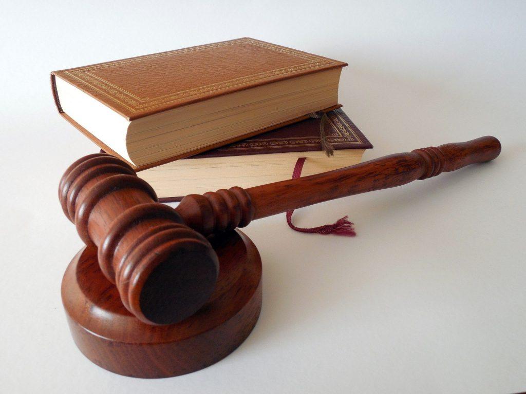 Judge's accessories