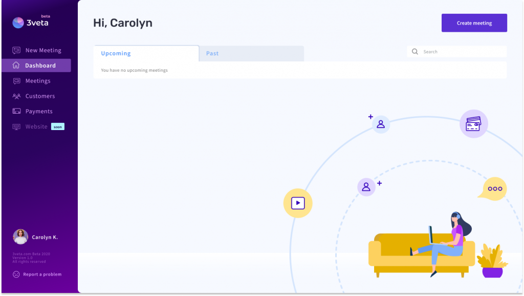 Product Update: New look and feel - dashboard