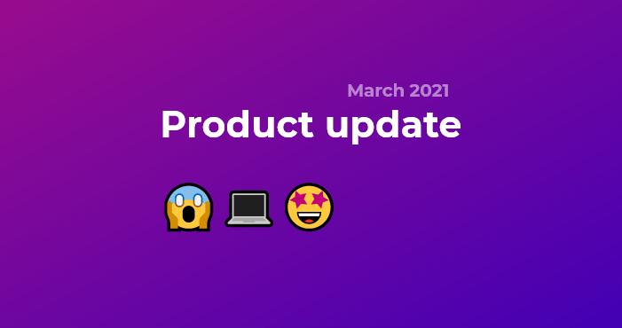 Product update - Free Meetings
