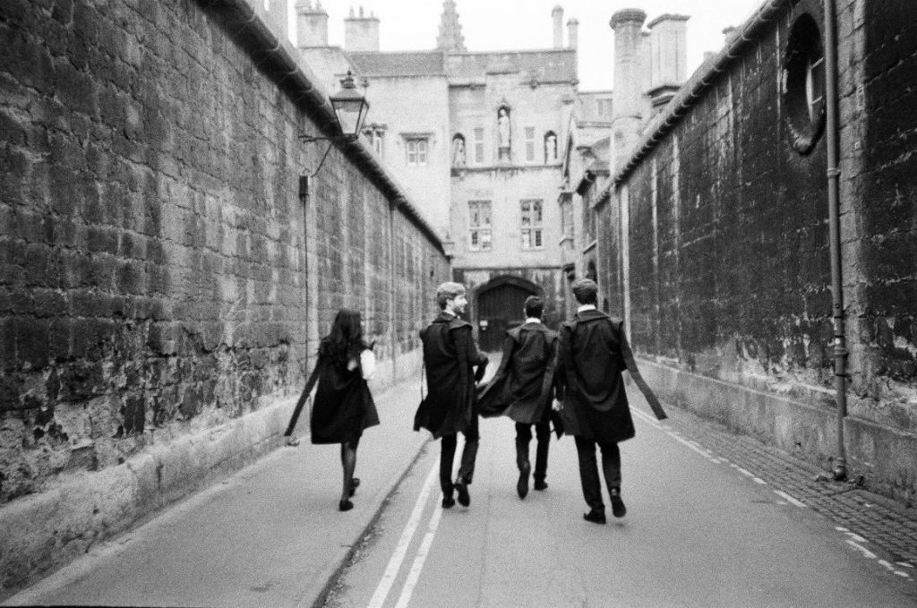 Iskren Vankov in Oxford