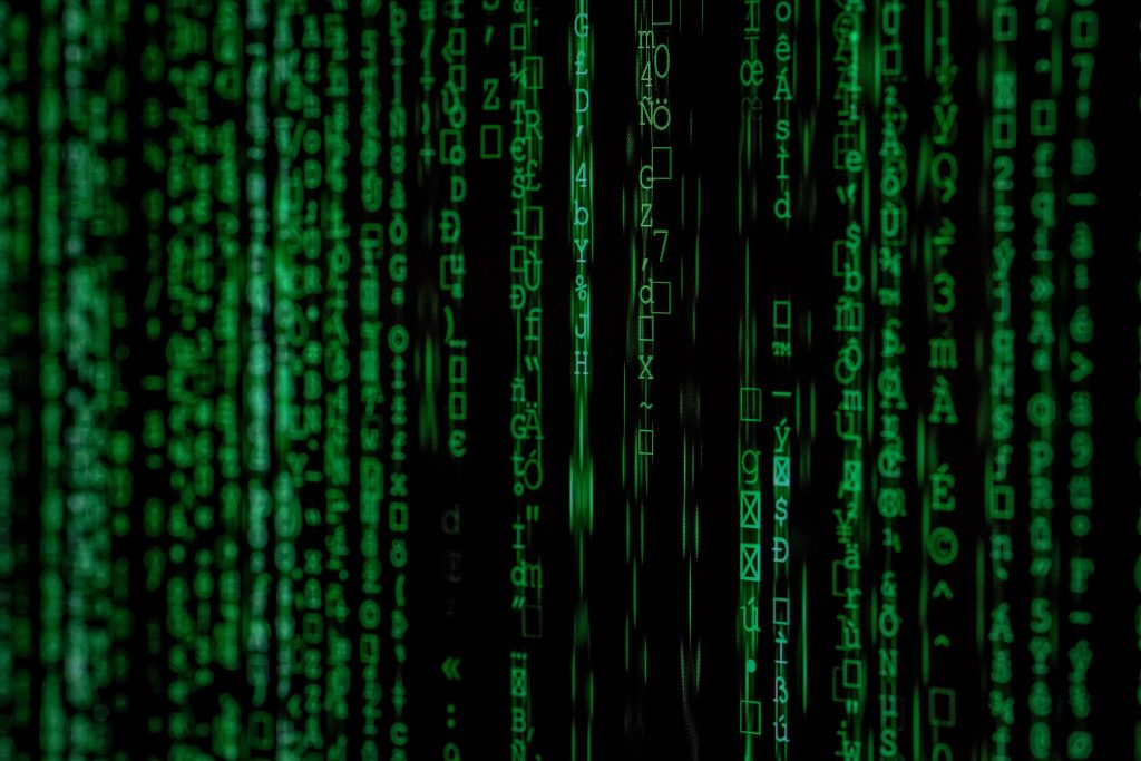 Matrix like image