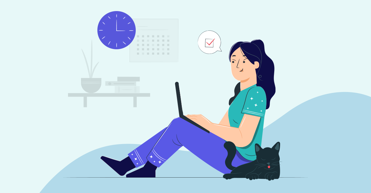 27. How to be more productive while working from home