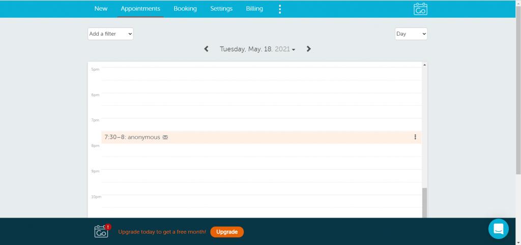 29. 31 Best consultant scheduling scheduling software