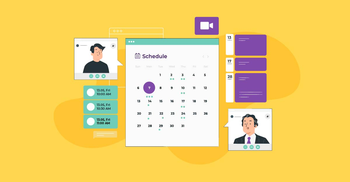 Best consultant scheduling software for your consulting business