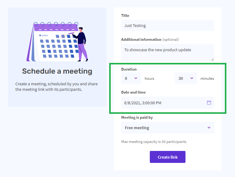 34. Product update #9 - Scheduling & Quick meetings-2