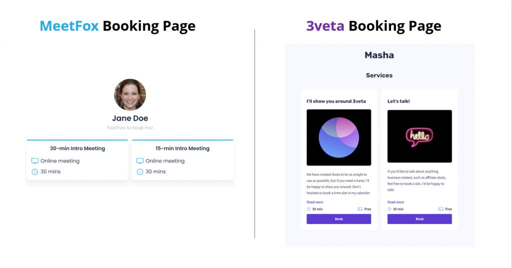 41. Meetfox Alternative: MeetFox vs 3veta Comparison