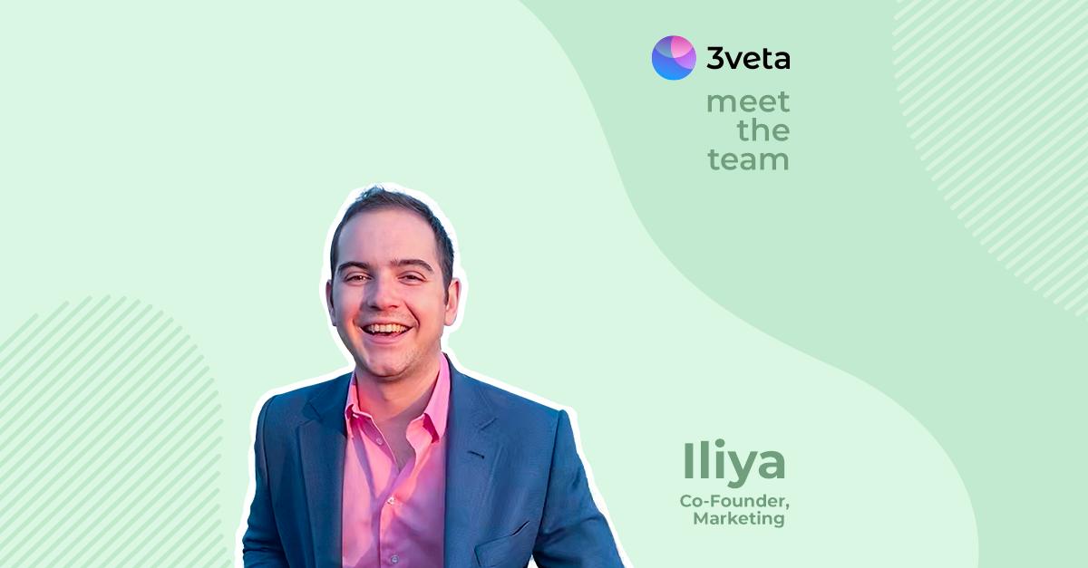 46. Meet the team - Iliya