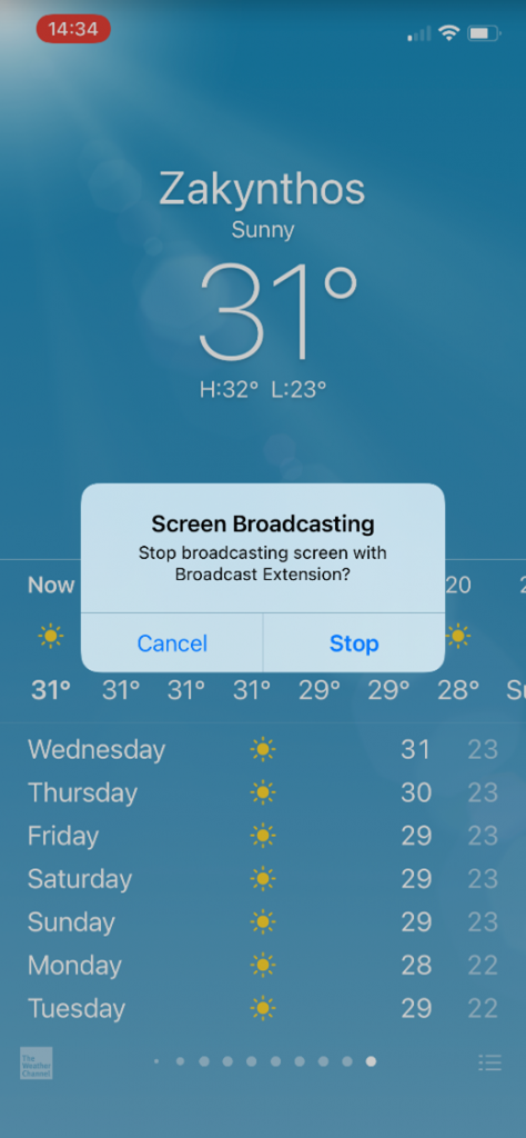 50. Product update #11 - iOS screenshare-4